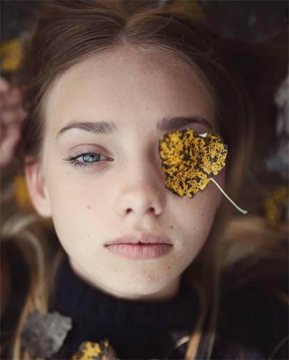 Подборка фотографий самых милых девушек - прекрасные и красивые 7