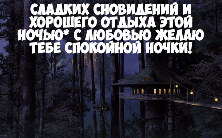 Пожелания спокойной ночи любимому в прозе - красивые и приятные 2