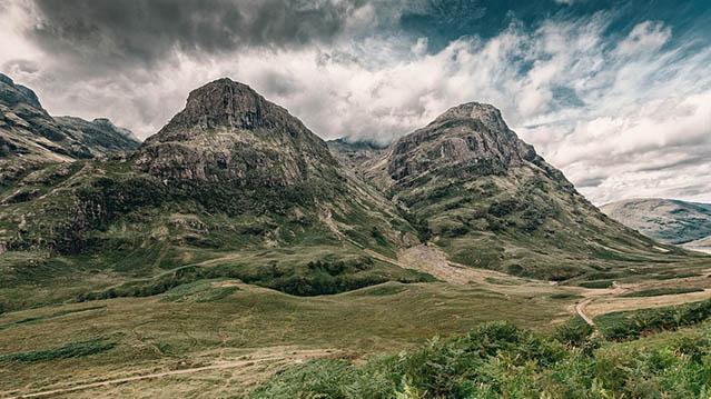 Удивительные и красивые горы - фото, картинки, невероятная подборка 10