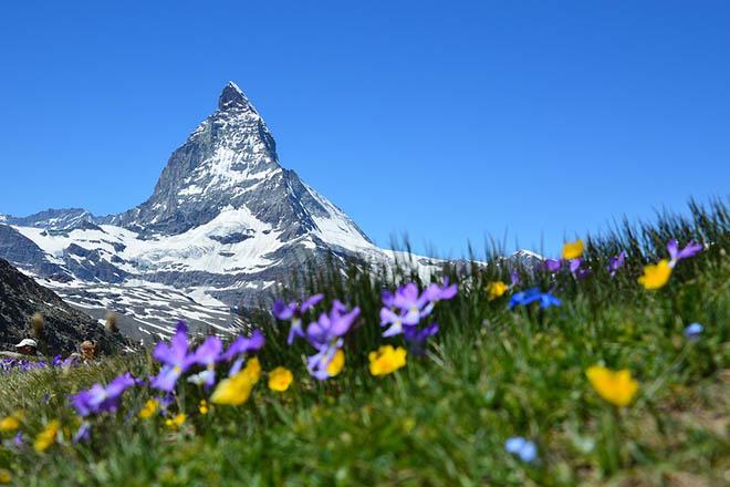 Удивительные и красивые горы - фото, картинки, невероятная подборка 14