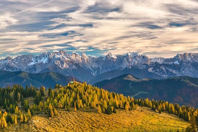 Удивительные и красивые горы - фото, картинки, невероятная подборка 2