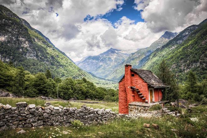 Удивительные и красивые горы - фото, картинки, невероятная подборка 4