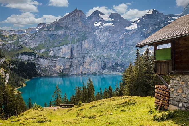 Удивительные и красивые горы - фото, картинки, невероятная подборка 7