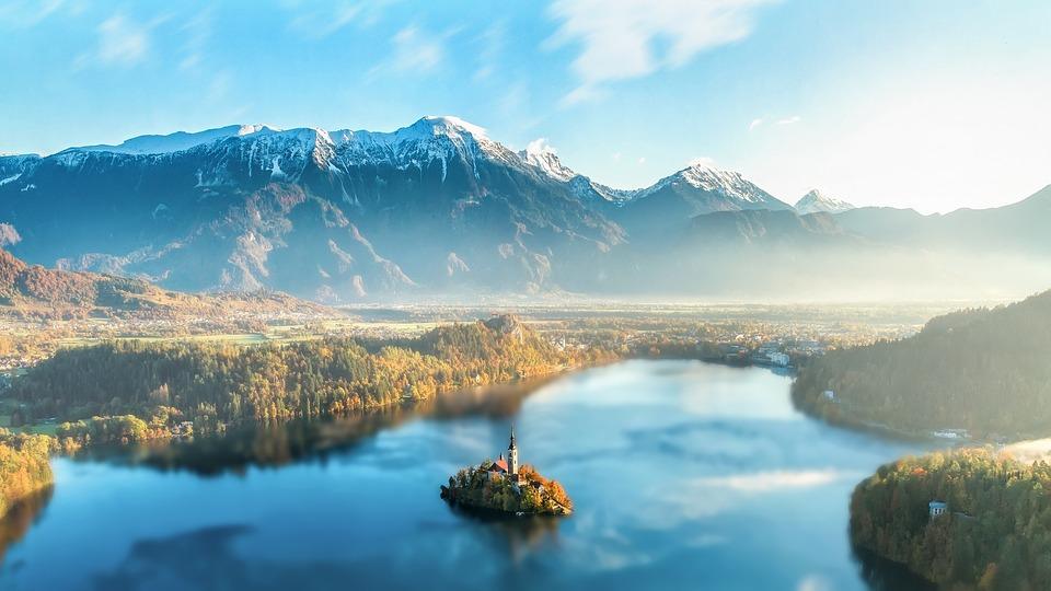 Удивительные и красивые горы - фото, картинки, невероятная подборка 8