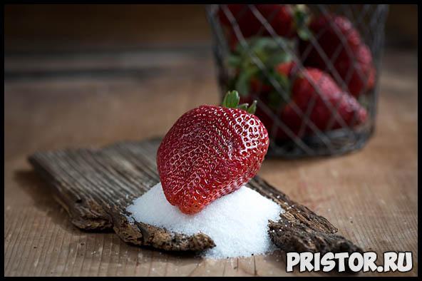 Чем можно заменить сахар - правила здоровой диеты, список продуктов 2