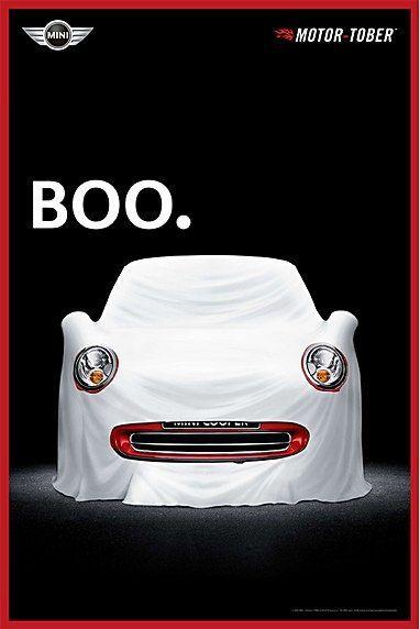 Интересная подборка рекламных творений к Хэллоуину - фото, картинки 8