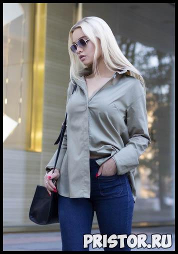 Как научиться красиво и модно одеваться - основные рекомендации 2
