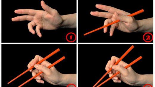 Как правильно пользоваться китайскими палочками для суши - основные советы 2