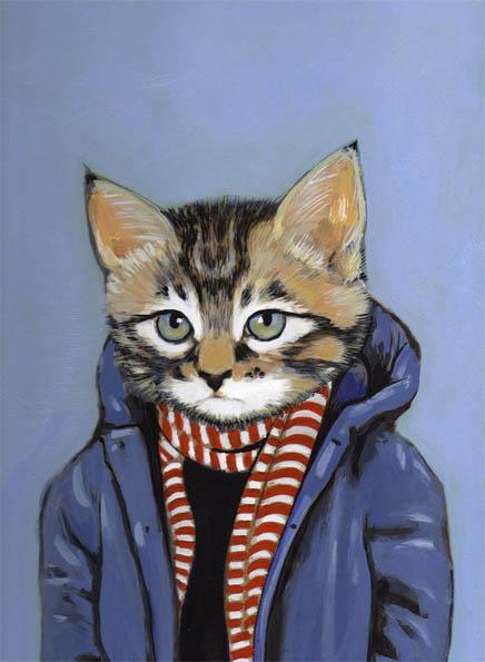 Картинки на аву кошки и котики - самые прикольные и красивые 6