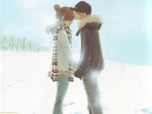 Картинки на аву парень с девушкой - со смыслом, красивые и милые 9