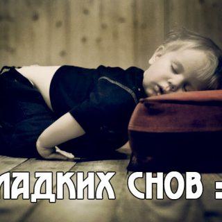 Картинки спокойной ночи и сладких снов - самые красивые, приятные 10