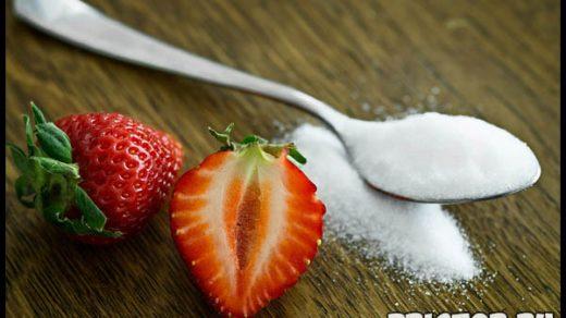 Можно ли заменить сахар медом, сахарной пудрой или фруктозой 1