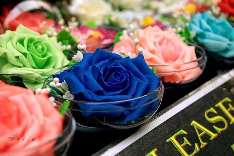 Мыльные цветы - красивые и удивительные фотографии, картинки 10