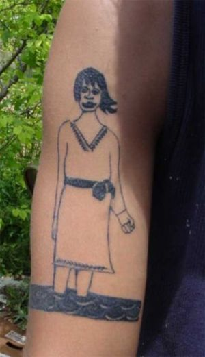 Неудачные татуировки фото и картинки - прикольные, смешные, новые 11