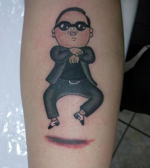 Неудачные татуировки фото и картинки - прикольные, смешные, новые 6