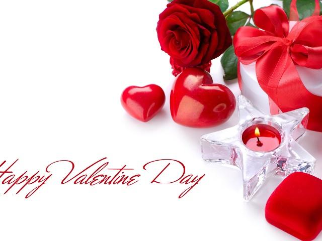 Открытки и картинки С Днем Святого Валентина - красивые и приятные 12