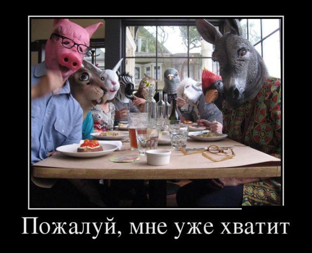 Прикольные и смешные демотиваторы до слез - 2017, подборка №4 2