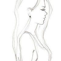 Рисунки для срисовки очень легкие и красивые - интересная подборка 11