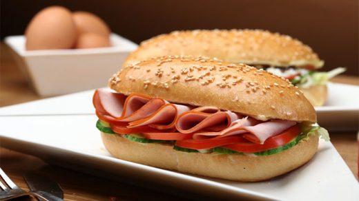 Самые вкусные бутерброды - фото и картинки, смотреть бесплатно 12