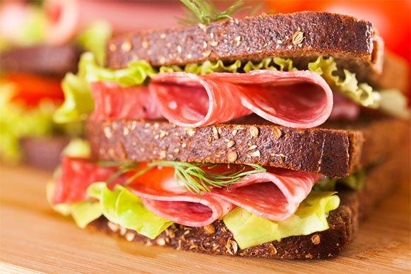 Самые вкусные бутерброды - фото и картинки, смотреть бесплатно 13