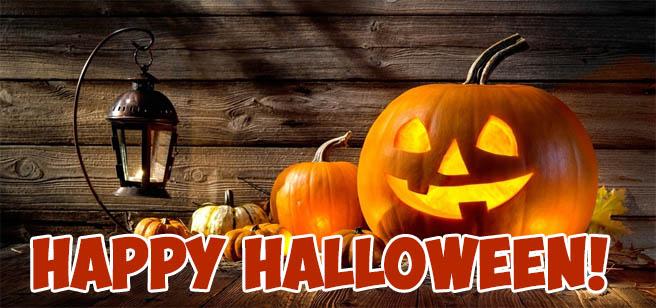 С Днем Хэллоуина открытки и картинки - красивые и прикольные 8