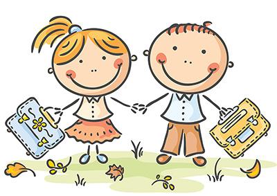 Школа картинки для детей и малышей - скачать, прикольные и красивые 16