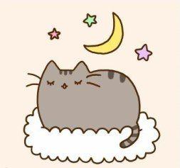 Картинки котиков для срисовки - очень интересные, красивые и легкие 1