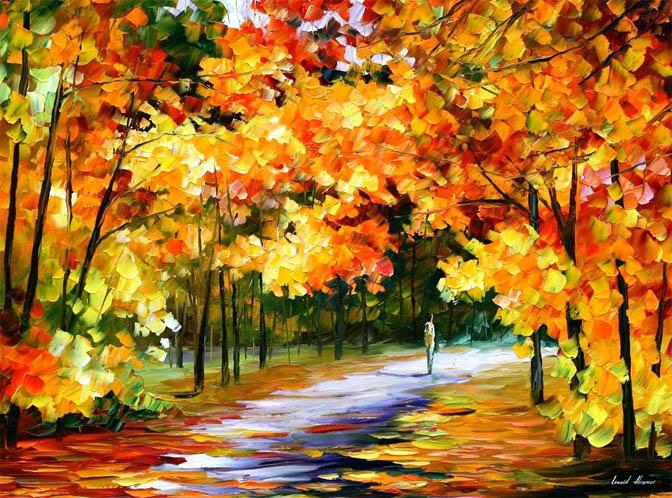 Картинки на тему Осень золотая - для детей, самые красивые и прикольные 2