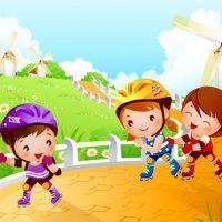 Картинки на тему спорт для детей - прикольные, красивые и интересные 9