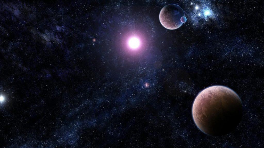 Красивые картинки космоса на рабочий стол - интересная подборка №2 1