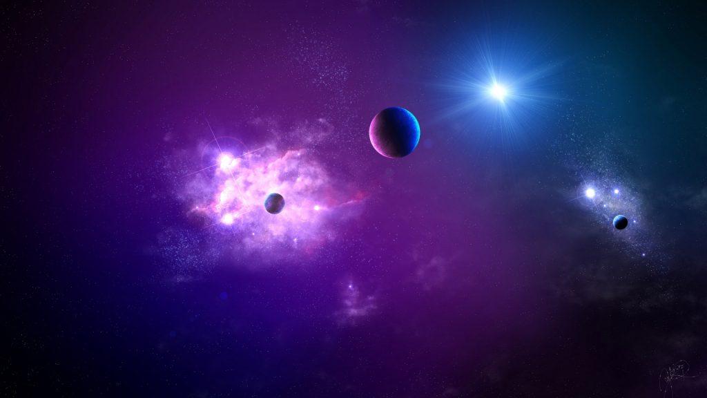 Красивые картинки космоса на рабочий стол - интересная подборка №2 7