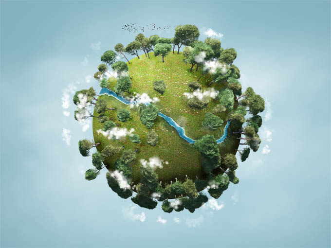 Наш волшебный зеленый дом картинки и рисунки - красивые и удивительные 15
