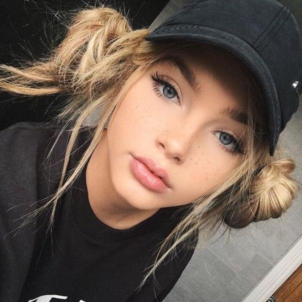 Прекрасные и отменные фотографии девушек - красивые и милые 10