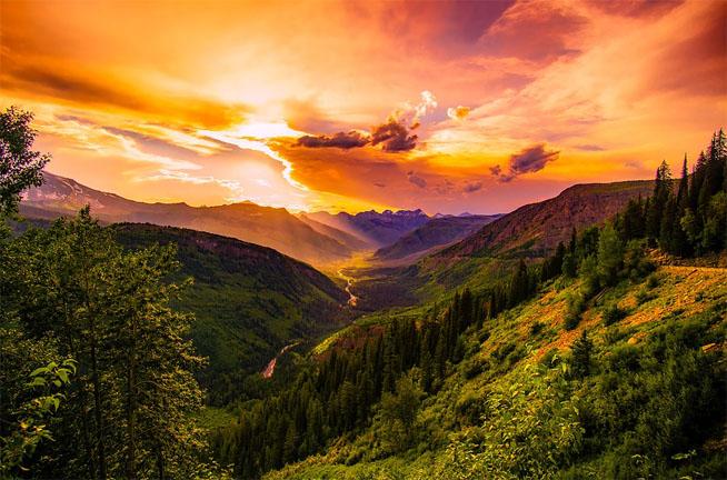 Прекрасный и красивый мир - коллекция превосходных фотографий 3