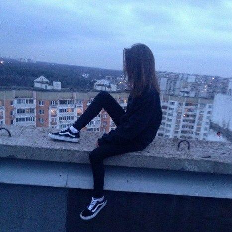 Прикольные и красивые фото на аву на крышах - скачать бесплатно 8