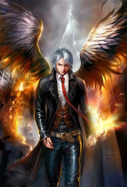 Фото и картинки ангелов на аву, аватарку - самые красивые и интересные 13