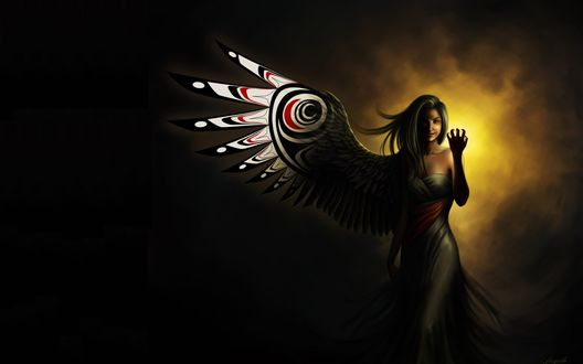 Фото и картинки ангелов на аву, аватарку - самые красивые и интересные 2