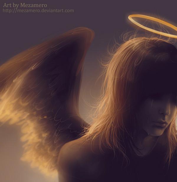 Фото и картинки ангелов на аву, аватарку - самые красивые и интересные 5