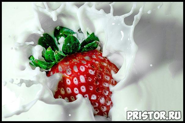 Чем можно заменить сливки в креме для десертов - сметана, молоко 4