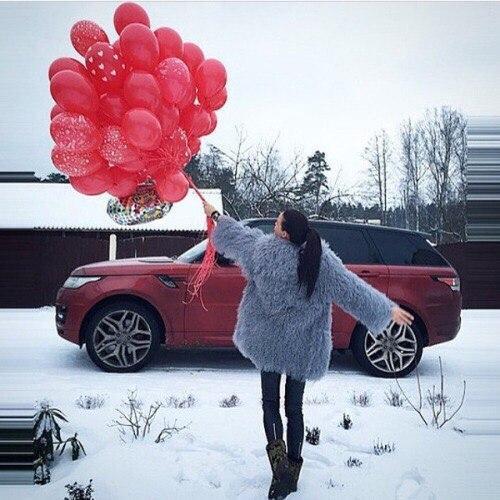 Девушка зимой картинки на аву - самые прикольные и красивые 15