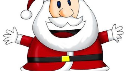 Дед Мороз картинки для срисовки - самые красивые и прикольные 13