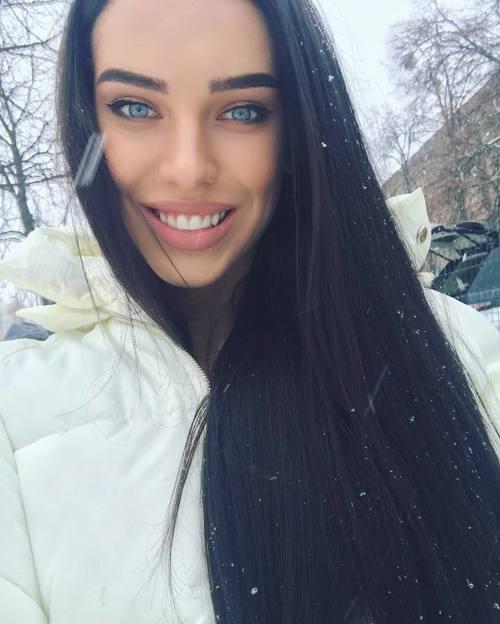 Красивые и интересные фотографии девушек - милые и прекрасные №5 2