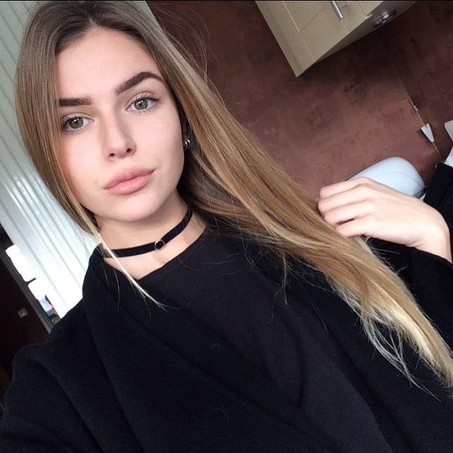 Красивые и интересные фотографии девушек - милые и прекрасные №5 9