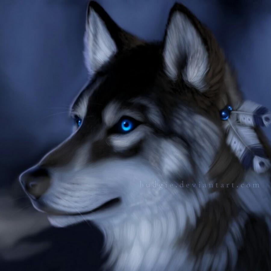 Красивые и прикольные картинки волка на аватарку - скачать бесплатно 10