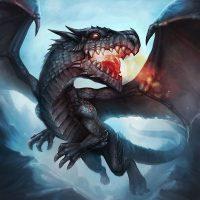 Красивые и прикольные картинки драконов - самые интересные 2017 11