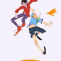 Мультсериал Время Приключений - красивые и прикольные комиксы 6