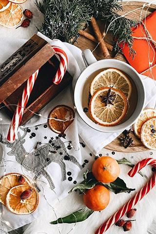 Новогодние картинки зимы на телефон - красивые и прикольные 2