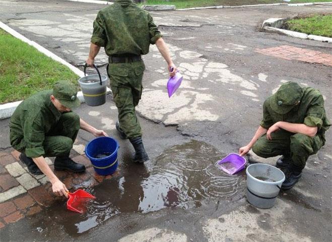 Приколы и маразмы России - самые смешные и прикольные картинки 13