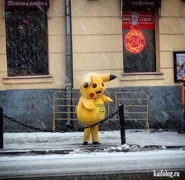 Приколы и маразмы России - самые смешные и прикольные картинки 3