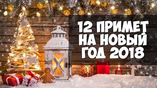 Приметы на Новый год желтой собаки 2018 - 12 важных рекомендаций 1